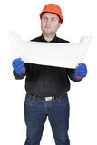 Manual worker Royalty Free Stock Photos