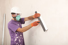 Manual worker Royalty Free Stock Photo