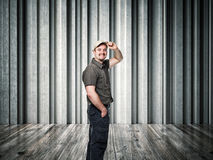 Manual worker Royalty Free Stock Image