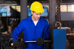 Manual worker workshop Stock Photography