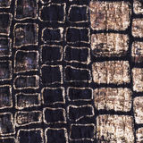 Manually woven textile fabric Royalty Free Stock Images