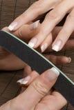 Manucure Photo libre de droits