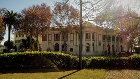 Manuel Agustin Heredia Avenue - Malaga Imagens de Stock