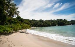 Manuel Antonio Κόστα Ρίκα στοκ φωτογραφία