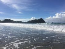 Manuel Antonio Beach Stock Foto