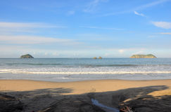 Manuel Antonio beach, Costa Rica Royalty Free Stock Photo