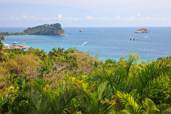 Manuel Antonio, Costa Rica Royalty Free Stock Photos