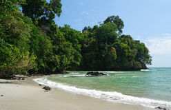Manuel Antonio National Park foto de archivo