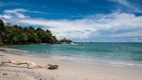 Manuel Antonio National Park Photographie stock libre de droits