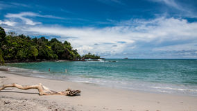 Manuel Antonio National Park Royalty Free Stock Photography