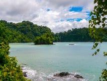 Manuel Antonio national park royalty free stock image