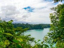 Manuel Antonio national park royalty free stock photo