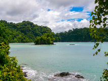 Manuel Antonio park narodowy Obraz Royalty Free