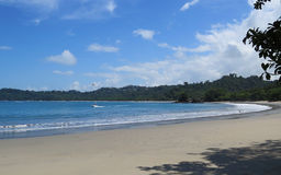 Manuel Antonio plaża Fotografia Stock