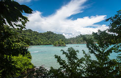 Manuel Antonio view point Stock Images