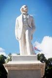 manuel De Cespedes,哈瓦那,古巴 免版税库存图片