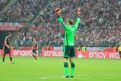 Manuel Neuer foto de stock royalty free