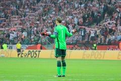 Manuel Neuer imagem de stock