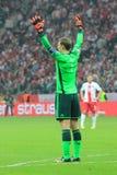 Manuel Neuer immagini stock