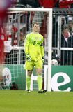 MANUEL NEUER BAYERN MUNICH Royalty Free Stock Photography