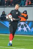 Manuel Neuer Gracz FC Bayern MÃ ¼ nchen Obrazy Royalty Free