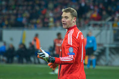 Manuel Neuer Stock Photography