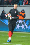 Manuel Neuer. Player of FC Bayern München Royalty Free Stock Images