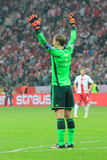Manuel Neuer stock images