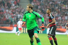 Manuel Neuer Royalty Free Stock Photography
