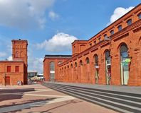Manufactura en Lodz Imagen de archivo