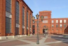 Manufactura en Lodz Fotos de archivo