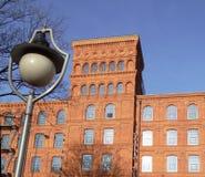 Manufactura in Lodz Royalty-vrije Stock Afbeeldingen