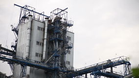 Manufacture  Building stock video footage