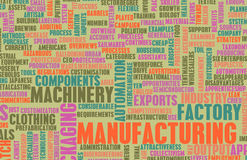 Manufacturing Royalty Free Stock Image