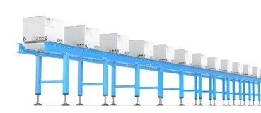 manufacturing illustrazione vettoriale