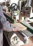 Manufacturing industry Stock Photo