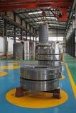 Manufacturing workshop Stock Images