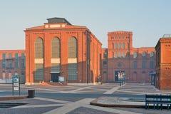 Manufaktura, Lodz, Poland Royalty Free Stock Images