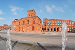 Manufaktura, Lodz, Poland Royalty Free Stock Photography