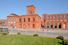 Manufaktura, Lodz, Polonia Fotografia Stock Libera da Diritti