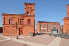 Manufaktura, Lodz, Polonia Immagini Stock