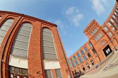 Manufaktura, Lodz, Polonia Fotografia Stock