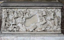 Manufatto della tomba (campo Santo - Pisa) Fotografie Stock Libere da Diritti