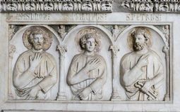 Manufatto della tomba (campo Santo - Pisa) Immagini Stock Libere da Diritti