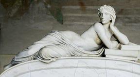 Manufatto della tomba in campo Santo (Pisa, campo dei miracoli) Immagine Stock