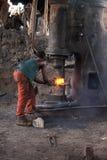 Manufatura do ferro Fotos de Stock