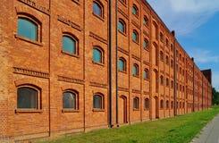 Manufatura em Lodz Fotografia de Stock Royalty Free