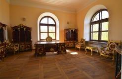 The Manuk-Bey Palace Stock Photo