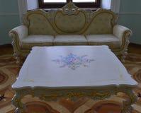 The Manuk-Bey Palace Royalty Free Stock Image