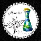 Manuka Image stock